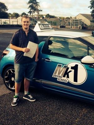 Lee Parsons driving lessons redruth